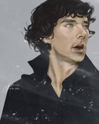 Sherlock by tatekane