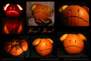 G00 - Pumpkin Haro by MapleRose