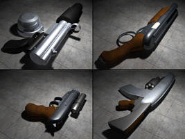 Weapon Models by DuffMan45