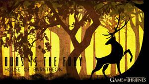House of Baratheon by aimanzhafri