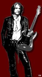 Joe Perry Threshold by rockstarcrossing