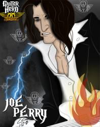 Guitar Hero: Aerosmith - Joe Perry (redone) by rockstarcrossing