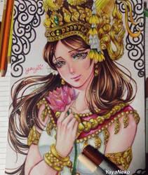 Apsara by Yaya-neko