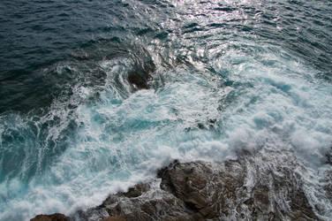 deep blue sea by Yello-Dog