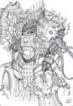 Angron by Greyall