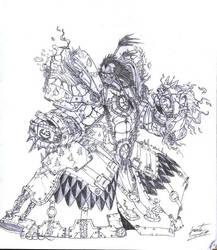 Orc Shaman by Greyall