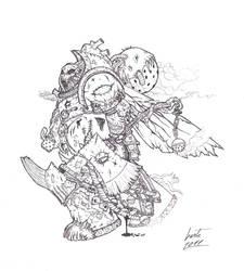 Mattur, The Roaming Plague by Greyall