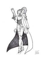 Inquisitor Godwyn - Ordo Xenos by Greyall
