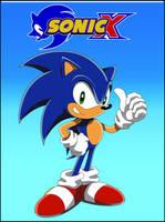 Sonic by el-maky-z