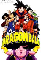 Dragon Ball by el-maky-z