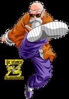 Master Roshi by el-maky-z