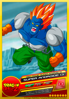 DBZ_Super Android 13 (DBZ Super Android 13!) by el-maky-z