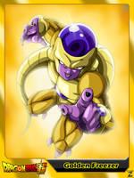 (Dragon Ball Super) Golden Freezer by el-maky-z