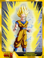 (Dragon Ball Z) Son Gohan 'Super Saiyan 2' by el-maky-z