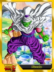 (Dragon Ball Z) Piccolo by el-maky-z