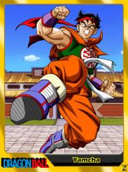 (Dragon Ball) Yamcha by el-maky-z