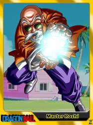 (Dragon Ball) Master Roshi by el-maky-z