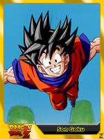 (Dragon Ball Z) Son Goku V2 by el-maky-z