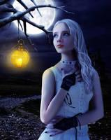 The Moonlight Delight by nandhinibundy
