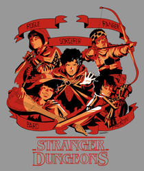Stranger Dungeons by HAmatsu