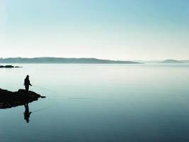 Morning stillness by snader
