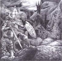 Powerthrone Cover Art by DanCapp