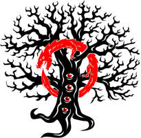 Tattoo Design: Tree and Serpent by EotBeholder