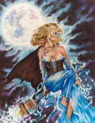 Journey of Twilight Moon by Maiafay