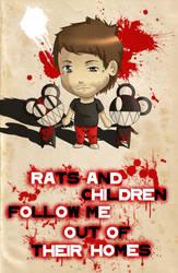 Kid A by CCezi