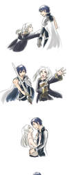 FE13 - Two Halves of a Greater Whole by MarvelPoison