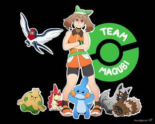 TFS Gaming - Pokemon Emerald Nuzlocke by MarvelPoison