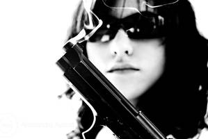 Killer Babe n.4 by Bluvertical