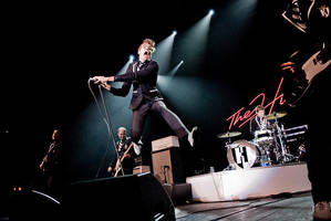 The Hives live in Stockholm by eX-Perience
