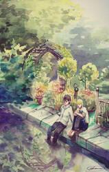 Summer by Luska-chan