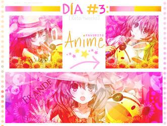 [Dia3-AnimeFavorito]Yoshino Date a Live by DreamsChocolate