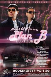 Plan B USA Tour Flyer by kruz-fuzion