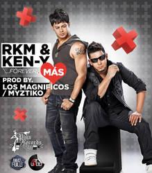 RKM y Ken-Y Single Promo Flyer by kruz-fuzion