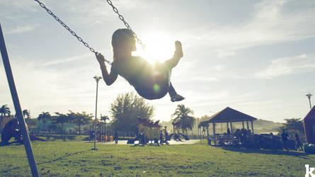 Swing Life Away by kruz-fuzion