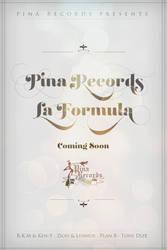 Pina Records 'La Formula' by kruz-fuzion