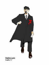 Lenin by podbots
