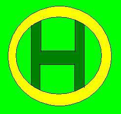 Green CircleH by Dale-Husband