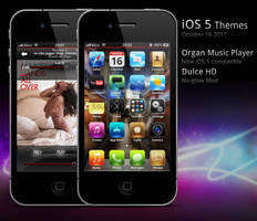 iOS 5 Themes - October 16 by kenzodragon