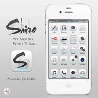 Shiro - yet another white theme... by kenzodragon