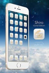 Shiro -Gold Edition- by kenzodragon