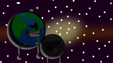 Starring Into The Stars by AnimatorOfAwesomenes
