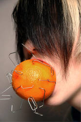 The orange by xander-panter