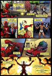 Deadpool Theme Song by ScarletVulture