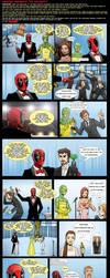 Deadpool Presents the Oscars by ScarletVulture