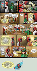 Deadpool Forgives You... by ScarletVulture
