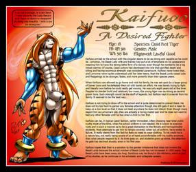 Mystic League DU - Kaifuoo by DocWolph